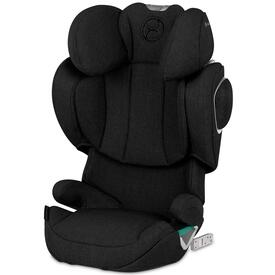 SILLA DE COCHE CYBEX SOLUTION Z I-FIX PLUS Deep Black