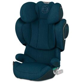 SILLA DE COCHE CYBEX SOLUTION Z I-FIX PLUS Mountain Blue