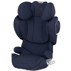 SILLA DE COCHE CYBEX SOLUTION Z I-FIX PLUS Nutical Blue