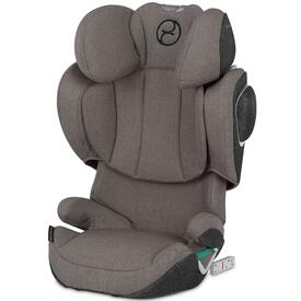 SILLA DE COCHE CYBEX SOLUTION Z I-FIX PLUS Soho Grey