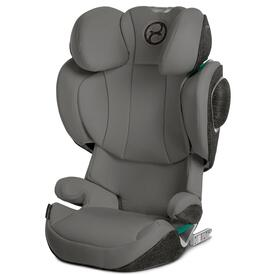 SILLA DE COCHE CYBEX SOLUTION Z I-FIX Soho Grey