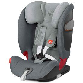 SILLA DE COCHE GB EVERNA FIX GR 1-2-3 London Grey