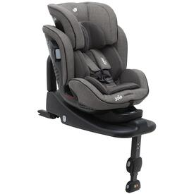 SILLA DE COCHE JOIE STAGES ISOFIX FOGGY GRAY