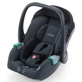 SILLA DE COCHE RECARO AVAN I-SIZE Select night black