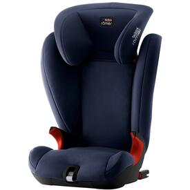 SILLA DE COCHE ROMER KIDFIX SL Black Series Moonlight Blue