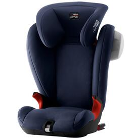 SILLA DE COCHE ROMER KIDFIX SL SICT Black series Moonlight Blue