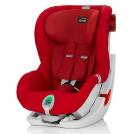 SILLA DE COCHE RÖMER KING II ATS FLAME RED