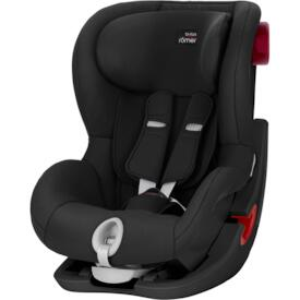 SILLA DE COCHE RÖMER KING II Black Series Cosmos Black