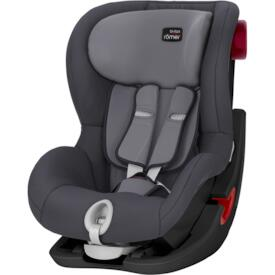 SILLA DE COCHE RÖMER KING II Black Series Storm Grey