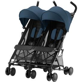 SILLA DE PASEO BRITAX HOLIDAY DOUBLE Navy Blue