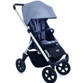 Cochecito de paseo easy walker new mini stroller grey for Coche de paseo maclaren