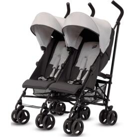 Silla de paseo Gemelar Twin Swift Grafite