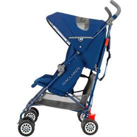 Silla de paseo maclaren bmw buggy blue sillasauto for Coche de paseo maclaren