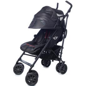 Silla de paseo mini buggy xl black jack sillasauto algateckids - Silla de paseo mini buggy xl ...