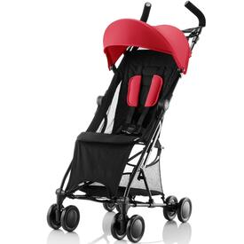SILLA PASEO BRITAX HOLIDAY flame red