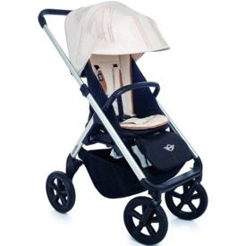 Silla paseo Easy WalkerNew Mini Stroller Chasis silver rueda Negra