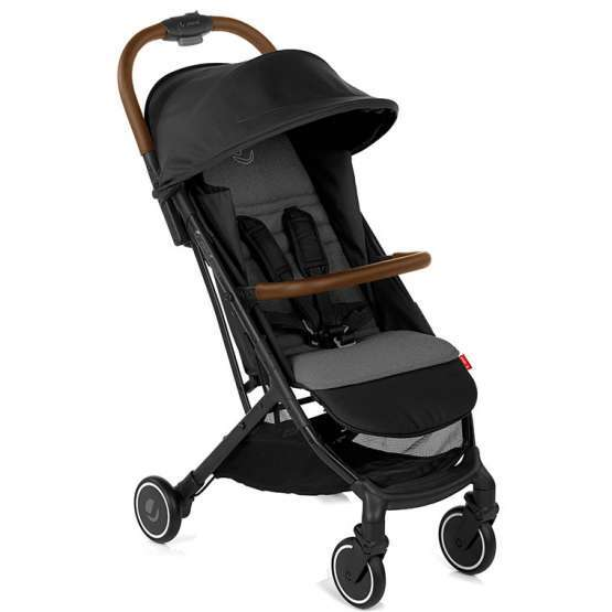 SILLA PASEO JANE ROCKET T34 Jet Black