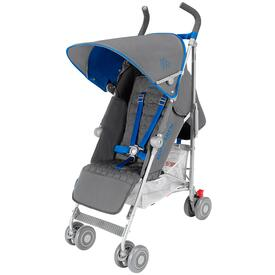 Silla paseo Quest Maclaren Charcoal Harbour Blue