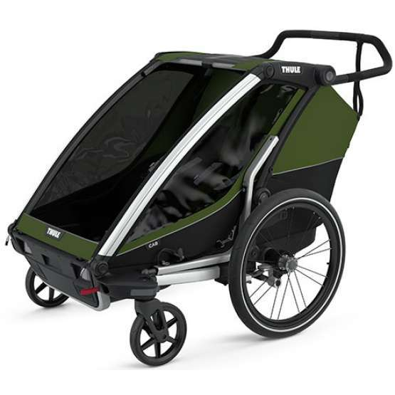 THULE CHARIOT SPORT Chartreuse