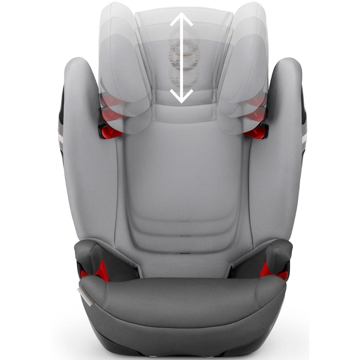 Cybex Solution Q3 Fix >> Cybex silla de coche solution s fix | SillasAuto
