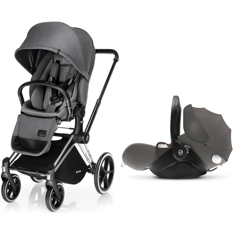cybex priam silla paseo y cloud q sillasauto. Black Bedroom Furniture Sets. Home Design Ideas