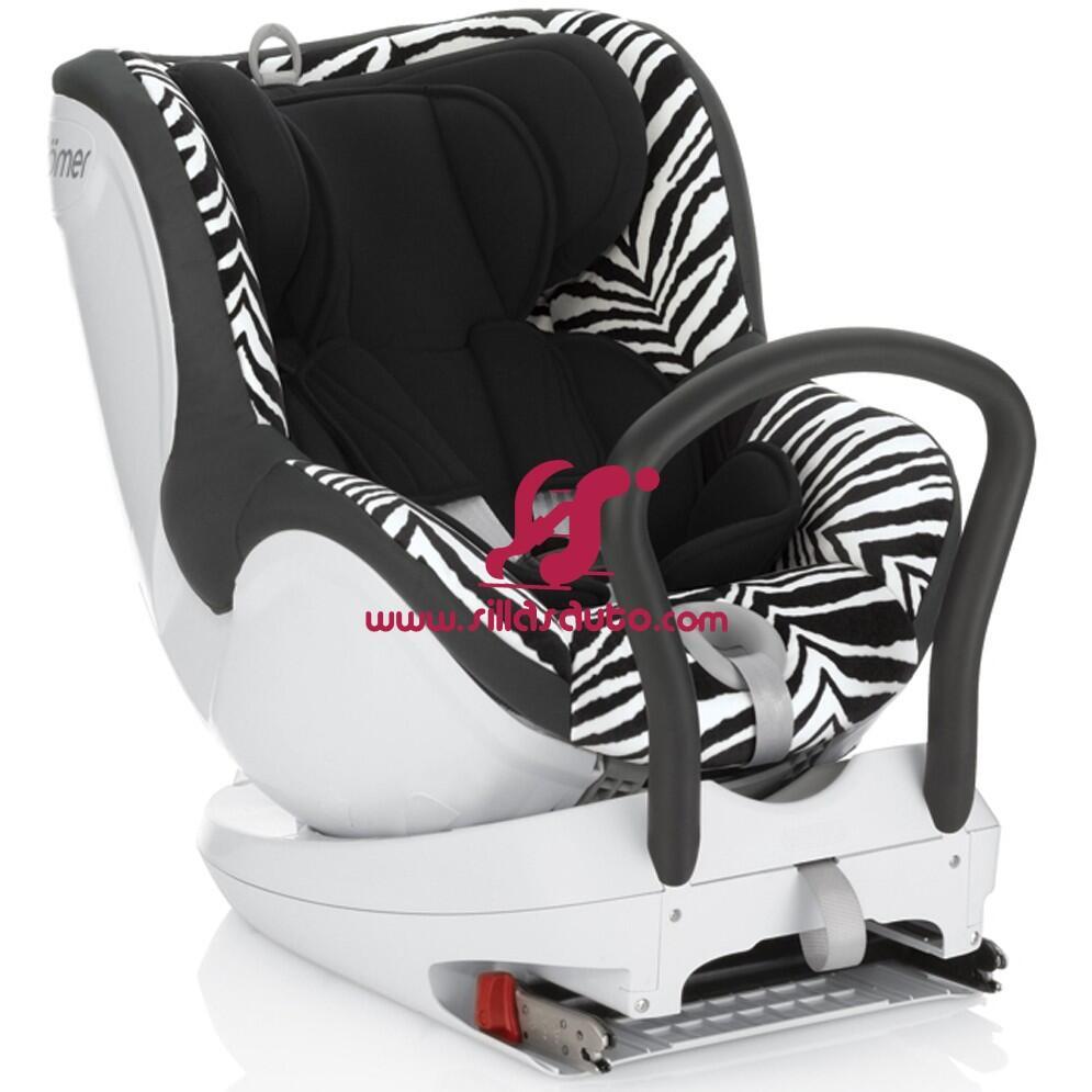 silla auto r mer dual fix smart zebra sillasauto. Black Bedroom Furniture Sets. Home Design Ideas