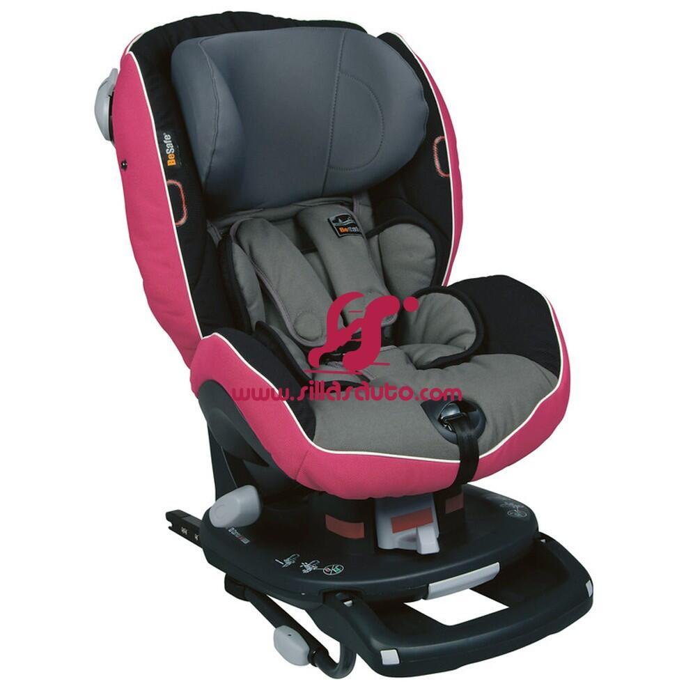 Silla auto izi comfort x3 isofix pink grey sillasauto - Silla auto isofix ...