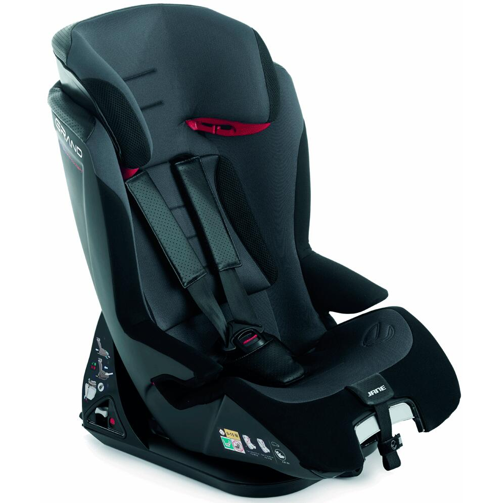 Silla de coche grand de jane s49 black sillasauto for Sillas para coche