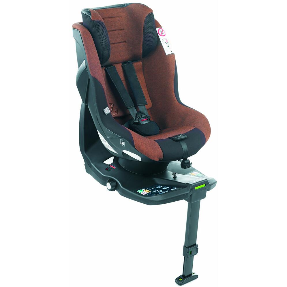 Silla de coche jane gravity s53 red sillasauto for Sillas para coche