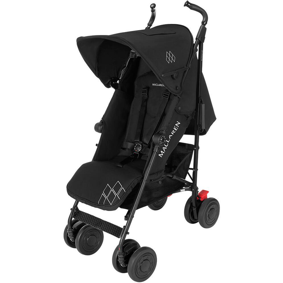 Silla paseo maclaren techno xt black black sillasauto for Oferta silla paseo maclaren